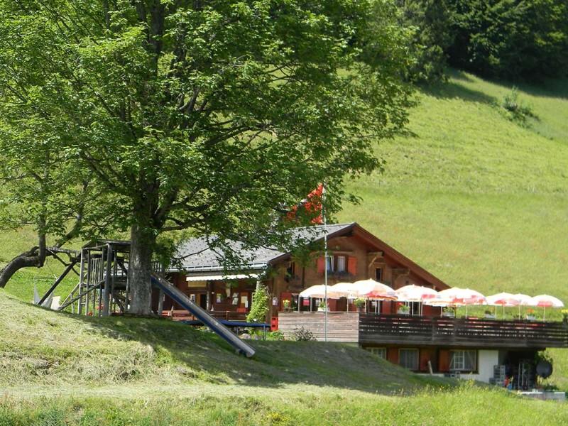 Restaurant Nussbüel Sommer