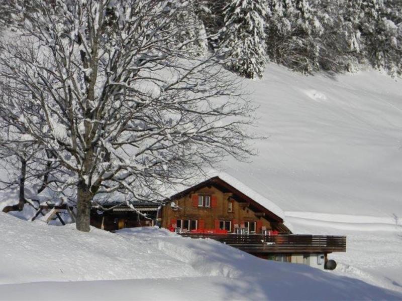 Restaurant Nussbüel Winter