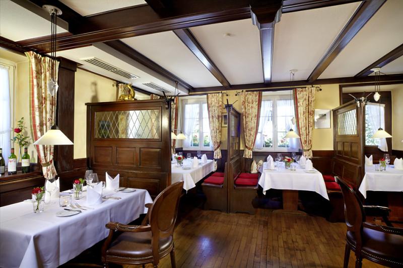 restaurant im clarion hotel hirschen freiburg tourismus. Black Bedroom Furniture Sets. Home Design Ideas