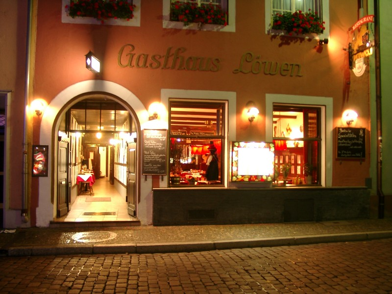 Gasthaus Löwen Aussenansicht
