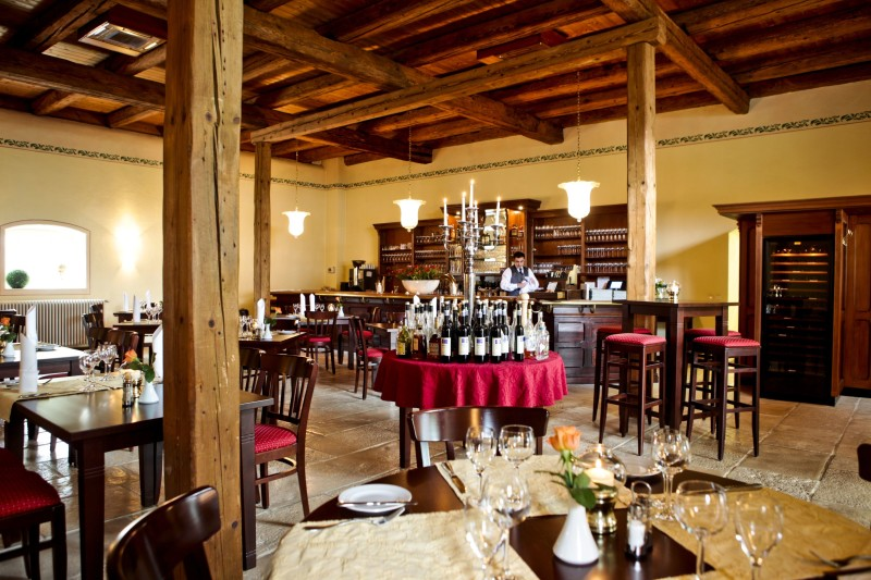 Restaurant Cross-over Schloss Reinach