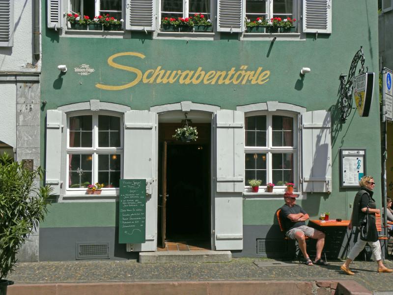 Schwabentörle exterior view_Copyright Bozo Zovko
