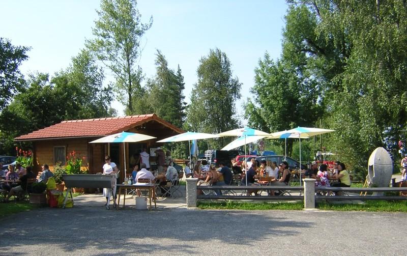 Braxei's Fischhütte Bernau-Felden