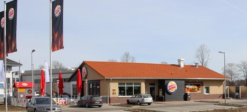 Burger King Bernau