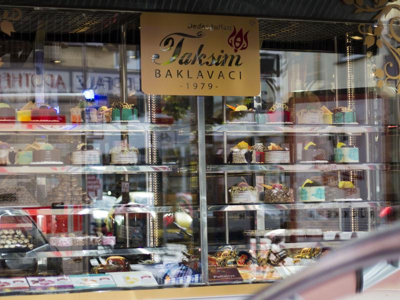 Bäckerei Taksim, Mannheim ©Stadtmarketing Mannheim GmbH