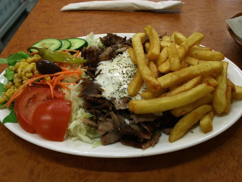 Restaurant Rhodos in Mannheim, ©Wikipedia, Tamorlan