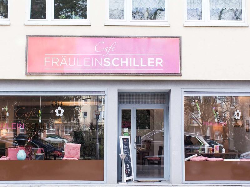 Café Fräulein Schiller, Mannheim ©Café Fräulein Schiller