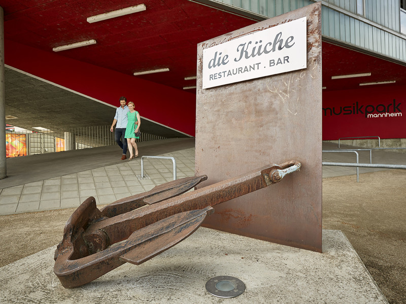 Die Kuche Stadtmarketing Mannheim Gmbh