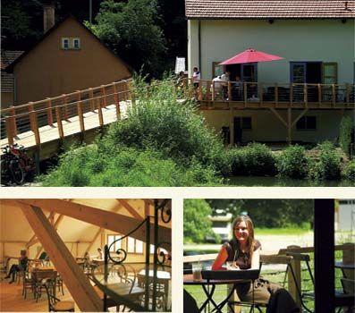 Café Lagerhaus an der Lauter
