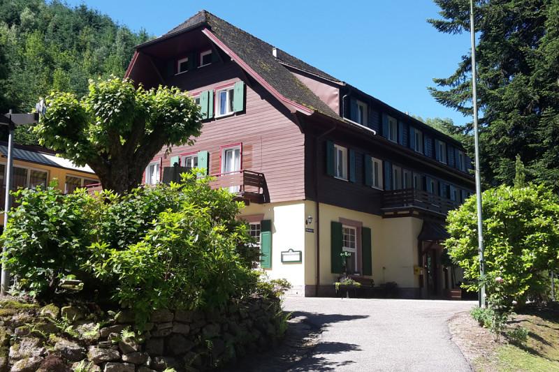 Waldhotel Forellenhof Baden Baden