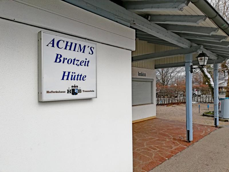Achim's Brotzeit Hütte