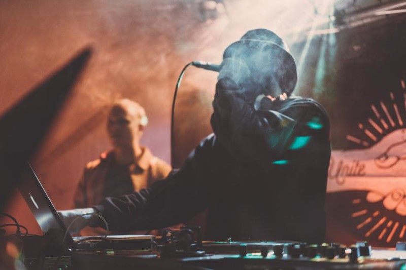 Nightlife in the SOHO Club, ©stocksnap
