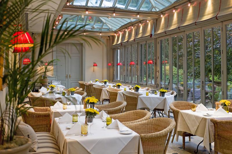 Restaurant wintergarten im brenners park hotel spa urlaubsland baden w rttemberg - Wintergarten karlsruhe ...