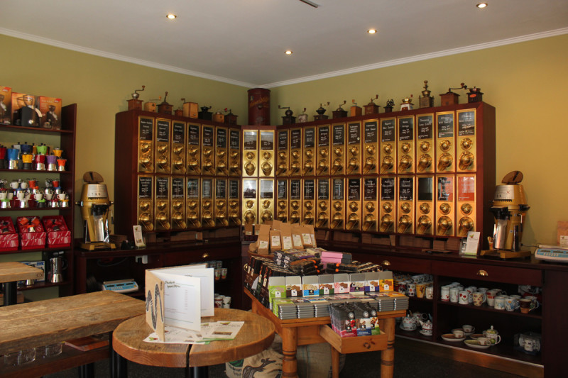 Kaffeerösterei Baden Baden