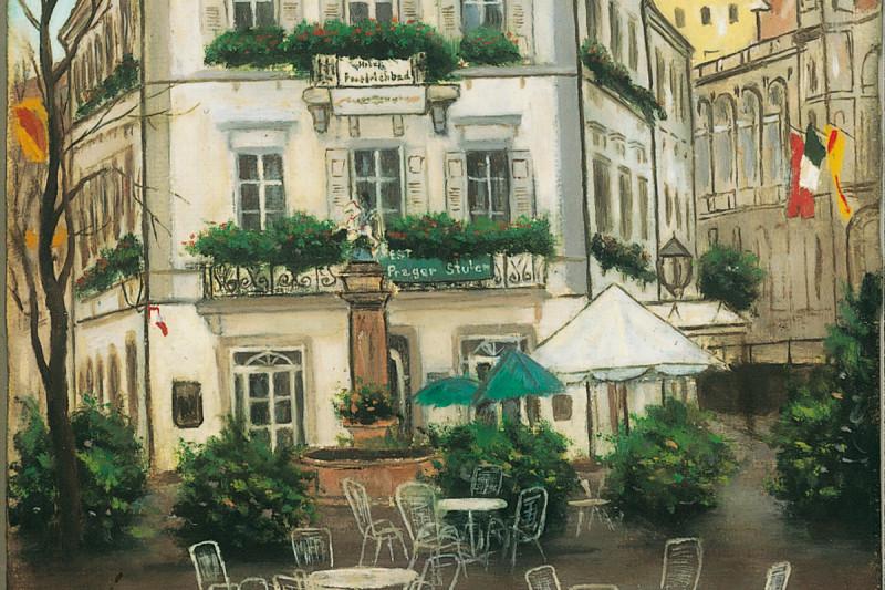 © Hotel am Freidrichsbad
