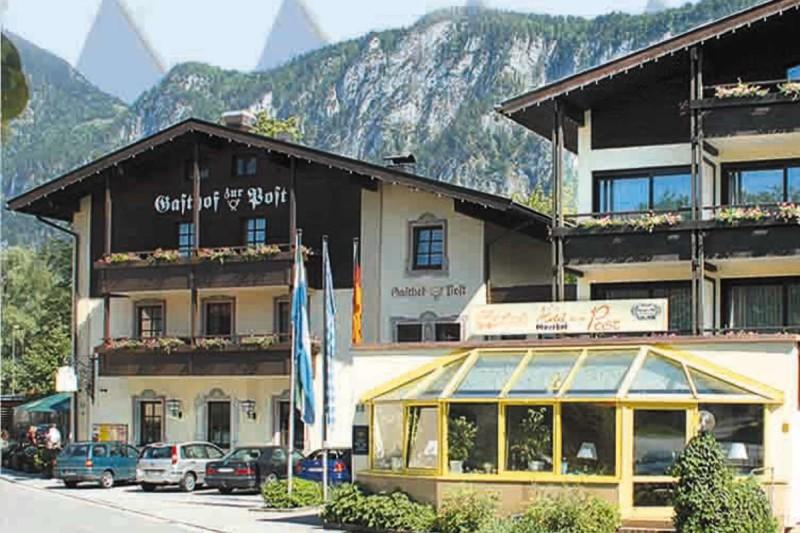 © Hotel zur Post Kiefersfelden