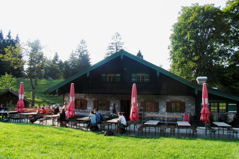 Doagl Alm © Chiemsee-Alpenland Tourismus