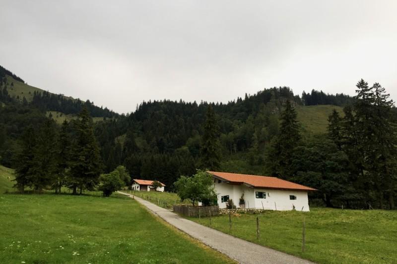 Moserboden Almen © Chiemsee-Alpenland Tourismus