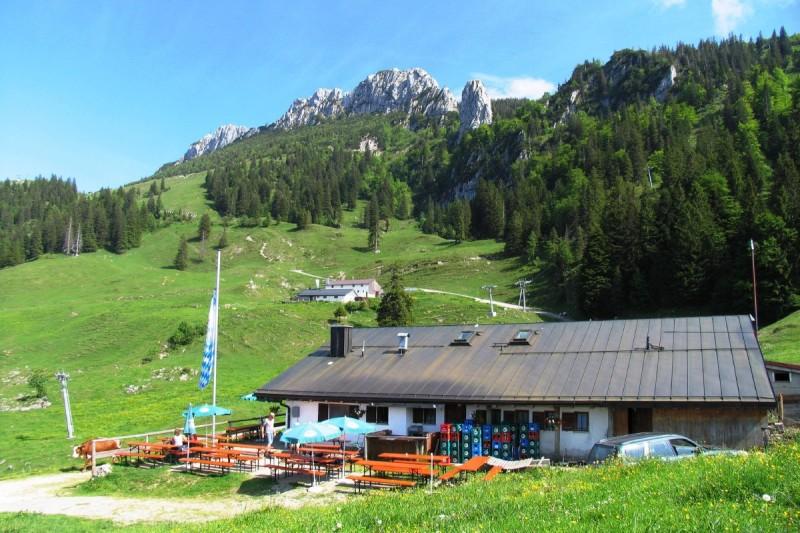 Gori Alm © Chiemsee-Alpenland Tourismus