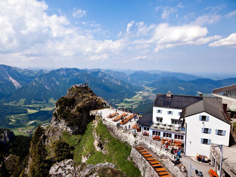 Wendelsteinhaus © Chiemsee-Alpenland Tourismus