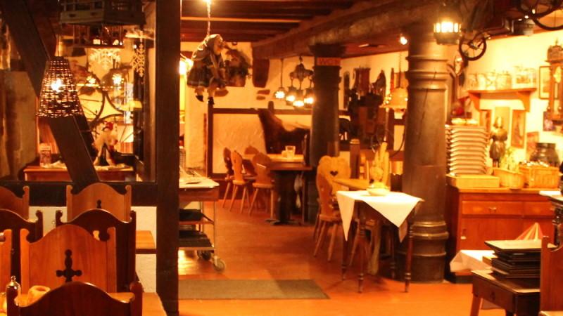 Restaurant (©Hotel Lochmühle GmbH)