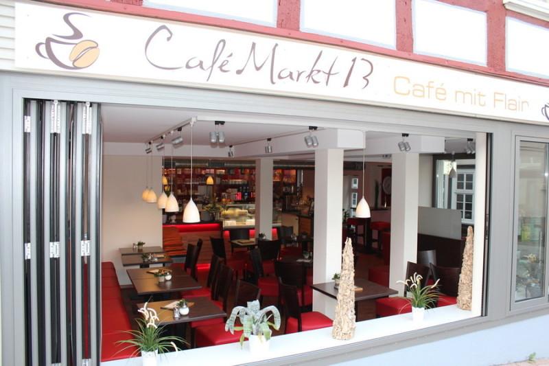 Cafe Markt 13