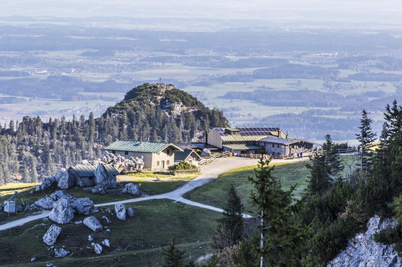 Steinlingalm - © Chiemsee-Alpenland Tourismus