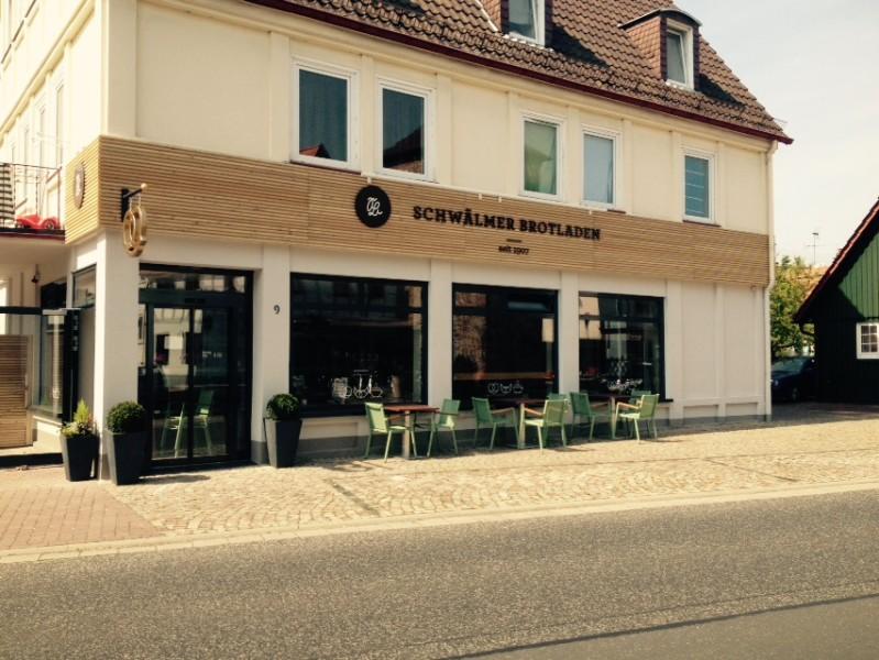 Schwälmer Brotladen und Cafe Ziegenhain