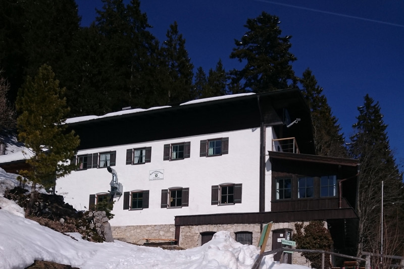 Brünnsteinhaus - © Chiemsee-Alpenland Tourismus