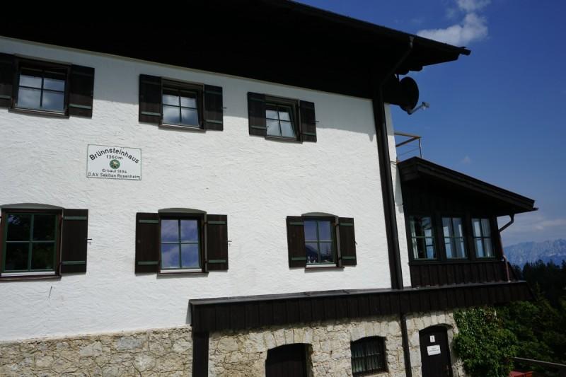 Brünnsteinhaus © Chiemsee-Alpenland Tourismus