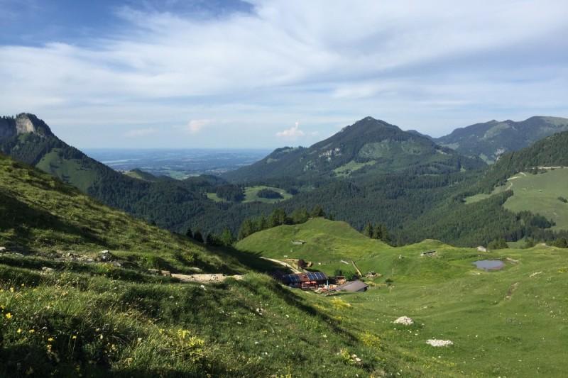 Kranzhornalm - © Chiemsee-Alpenland Tourismus