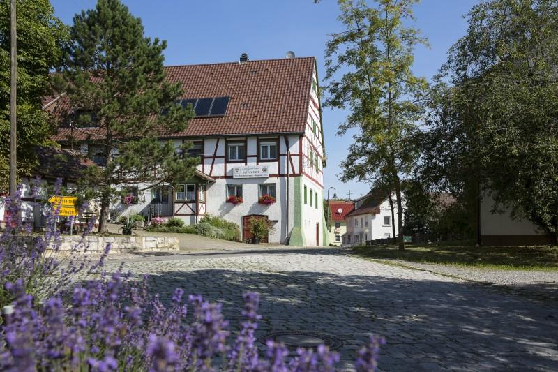 Landgasthaus Schwanen (© Gemeinde Eigeltingen / webtemps)