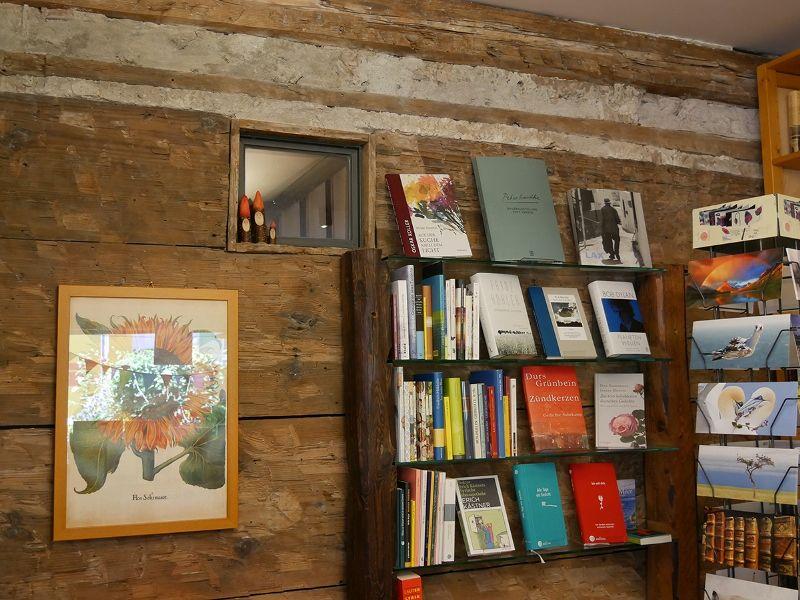 Tübinger Kaffeebar und Buchhandlung BuchKaffee Vividus