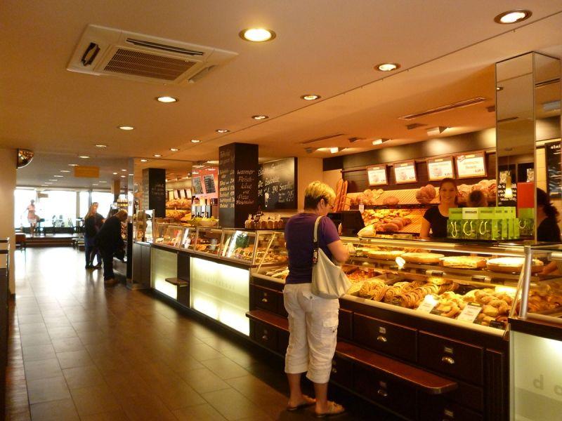 Padeffke Kaffeehaus in Tübingen