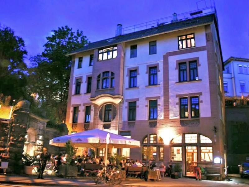 Italienische Küche, Wein und Caffe im Centrale aus Tübingen