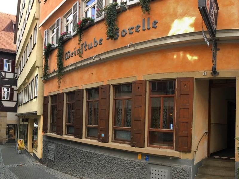 Forelle Restaurant und Weinstube in Tübingen