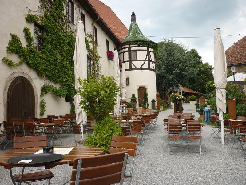 Ausflugslokal und Restaurant Schloß Hohenentringen in Tübingen