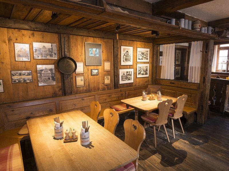 Restaurant und Gaswirtschaft Wurstküche in Tübingen