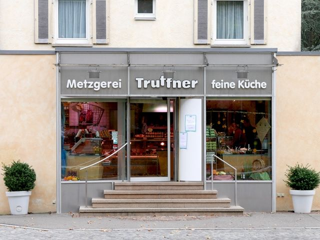 Feinkost-Metzgerei Truffner in Tübingen
