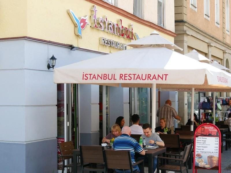 Orientalisches Schnellrestaurant Istanbul in Tübingen