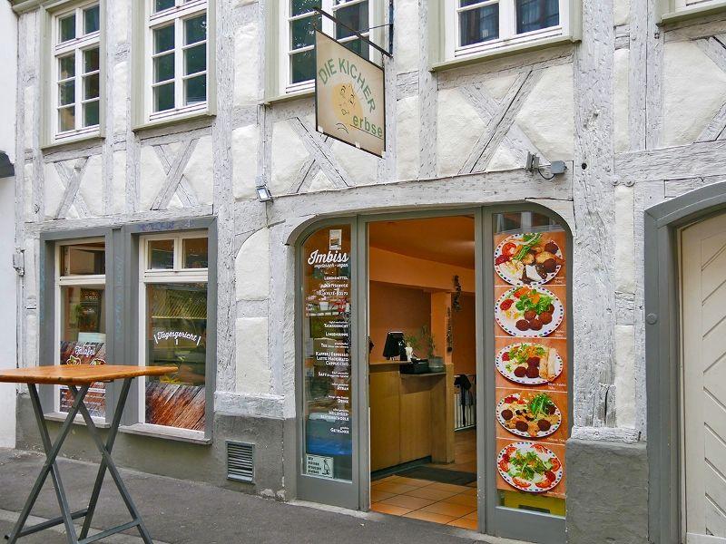 Orientalische Spezialitäten in der Kichererbse in Tübingen