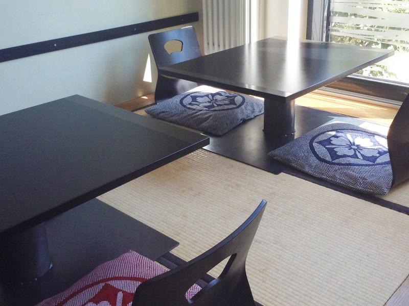 Authentische japanische Küche im Tatami in Tübingen