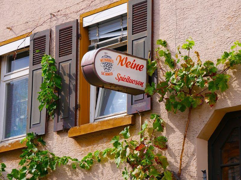 Weinstube Weinhaus Schmid in Tübingen