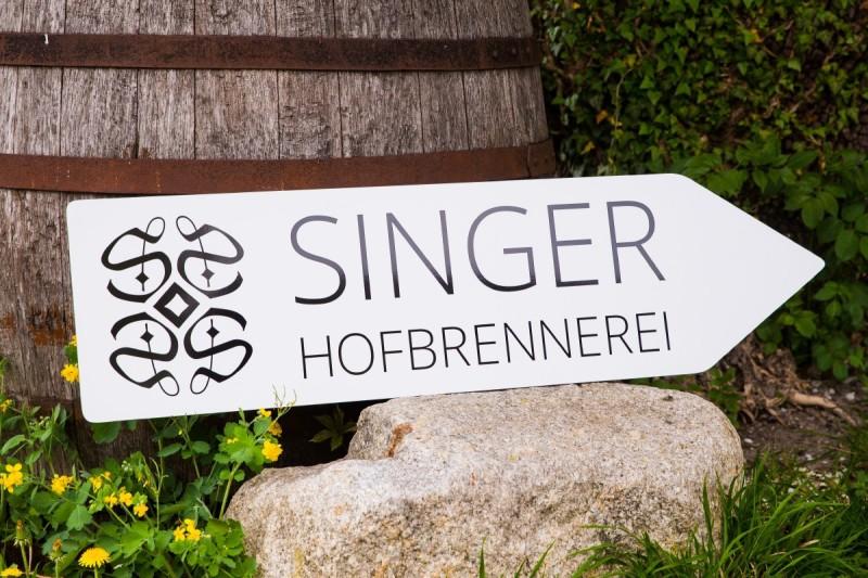 Hofbrennerei Singer in Riedering