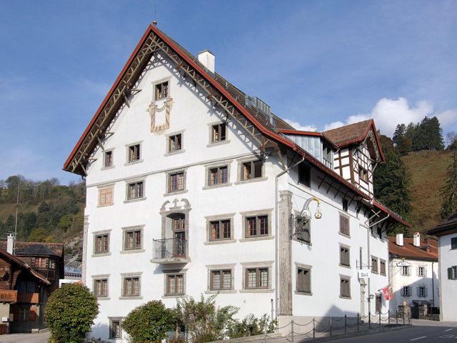 Das Chrona Stübli befindet sich im Parterre des Haus Krone