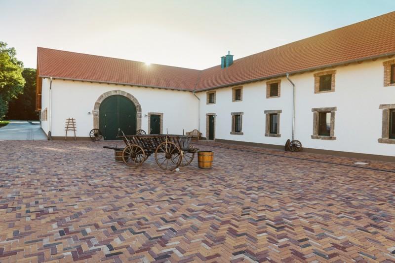 Hofgut Dösterhof (Quellenangabe Fotos:  Alexa Kirsch Fotographie)