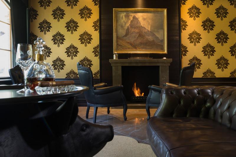 Smokers Lounge | Zermatt, Switzerland