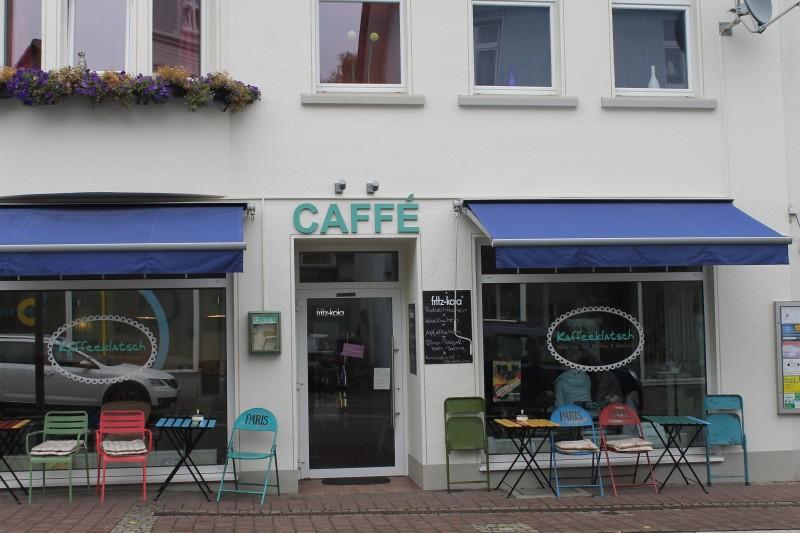 Cafè Kaffeeklatsch - © Oben an der Volme