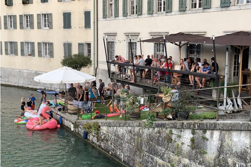 The Dock Bar, Solothurn