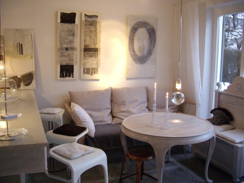 Café - Galerie - Raumdesign - Bild 1